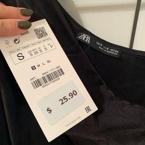 Zara Tops - Zara Black Blouse
